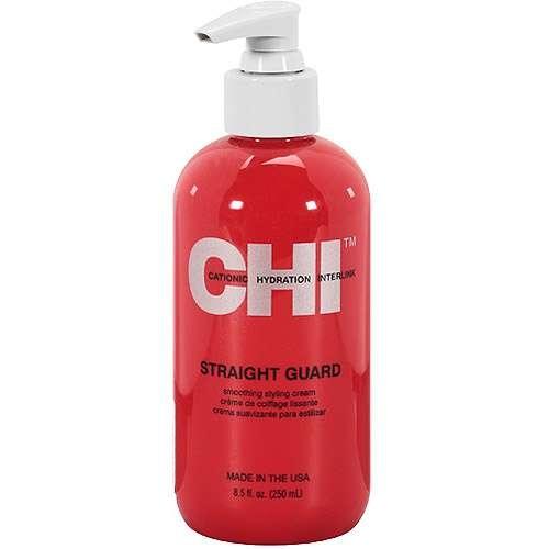 CHI.SF. Straight Guard Smooth Styling Cream - Гель Чи Инфра Выпрямляющий 250 гр)