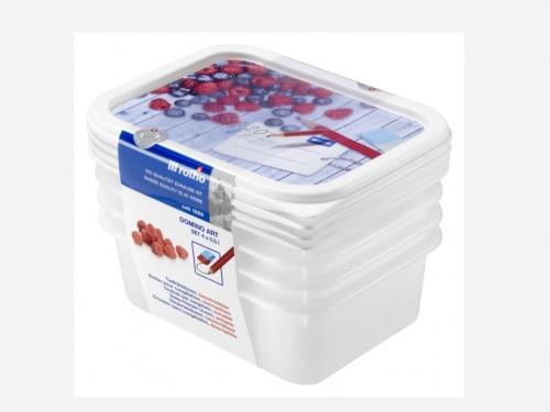17551R  Набор контейнеров для заморозки 0,5 л