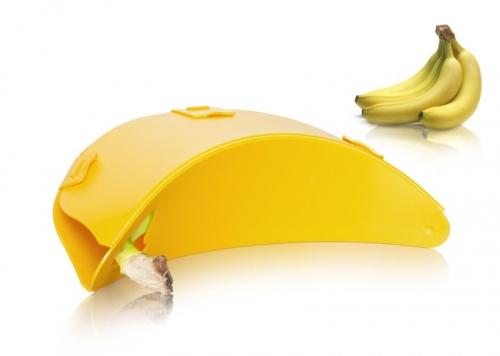 28619606  Футляр для переноски и чистки банана Tomorrow's Kitchen