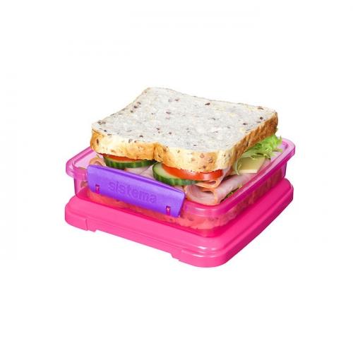 31646S  Контейнер для сэндвичей LUNCH, 450 мл