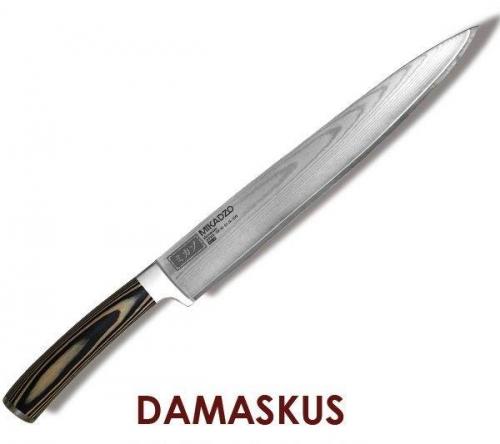 DK-01-61-SL-191  Нож разделочный Damascus