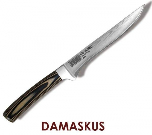 DK-01-61-FI-152  Нож филейный Damascus