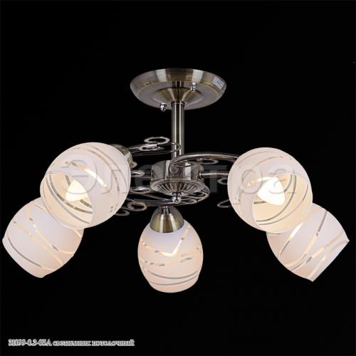 31099-0.3-05A светильник потолочный
