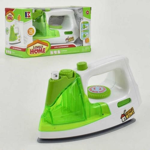 Игровой набор Same Toy Lovely Home Утюг