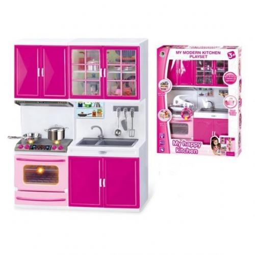 Игровой набор My Happy Kitchen (свет, звук)