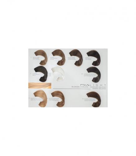 ЛП ДИАЛАЙТ 4 50 мл Гель-крем тон в тон ДИАЛАЙТ с кислым pH, тюбик 50 мл. Не осветляет, не предназначен для окрашивания седых волос. БЕЗ АММИАКА