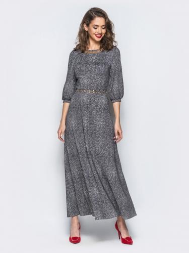 Платье 12082