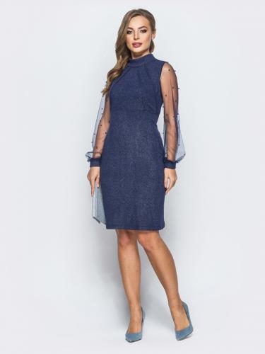 Платье 10077