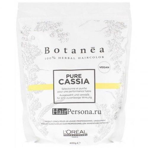 Loreal Botanea Cassia - Кассия Растительная окрашивающая пудра 400 гр