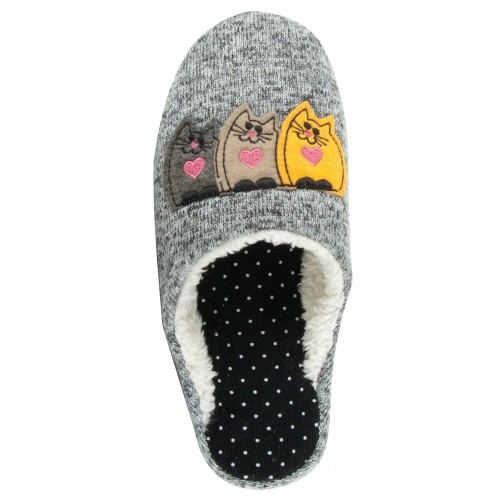 Тапочки женские (обувь домашняя комнатная) 135-8127 К