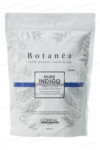Coloration Professionnel Botanea 100% végétale Pure Indigo 400 Grs