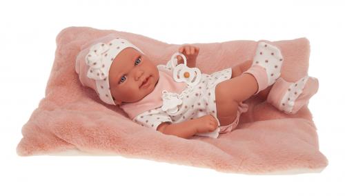4 шт. доступно/ 5028B кукла-младенец Маурисия , 42 см