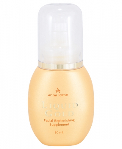123, Facial Replenishing, Золотые капли, 30, Anna Lotan