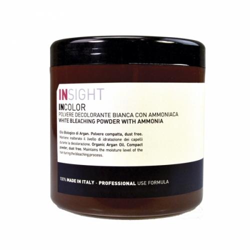 INSIGHT Обесцвечивающий порошок с органическим маслом Арганы