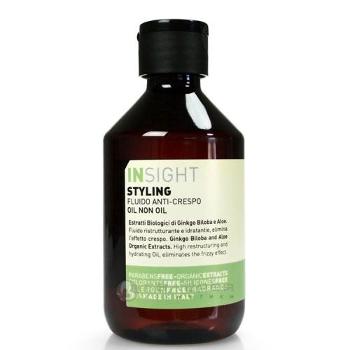 INSIGHT STYLING OIL NON OIL / Масло для укладки волос