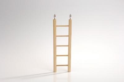Лестница деревянная 6 шагов*28см Beeztees 005006