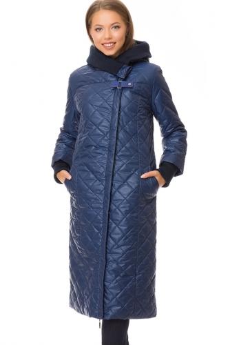 Утепленное пальто #67550