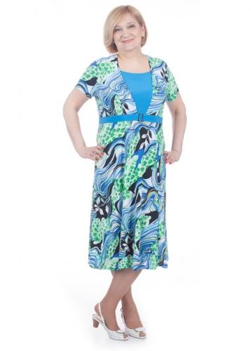 554 Платье женское