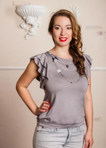 283 Блуза женская