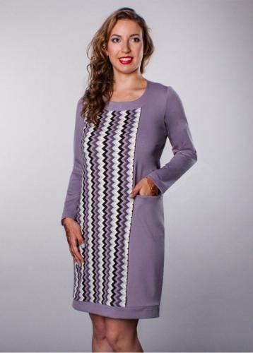 690 Платье Фиалка