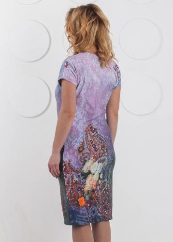 731Р Платье Флора