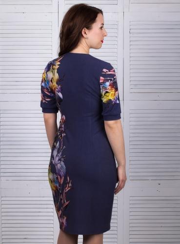 741 Платье Ирис