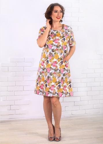 850 БМ Платье Комплимент