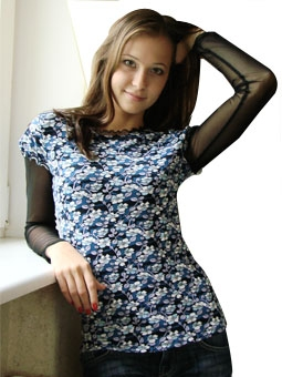 112 Блуза женская