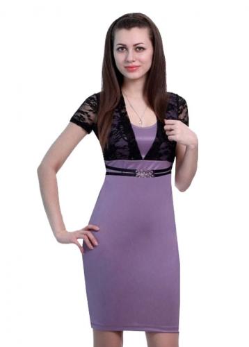 525  Платье женское