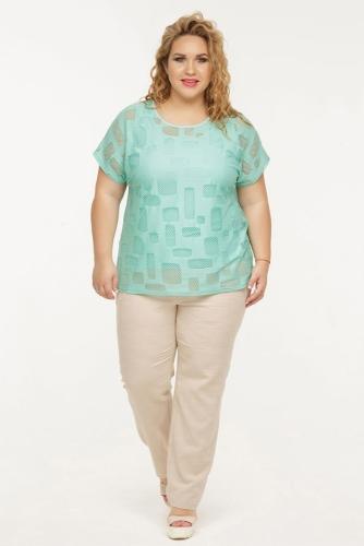 1113 Блуза Флёр