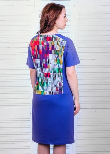 740С Платье Паула