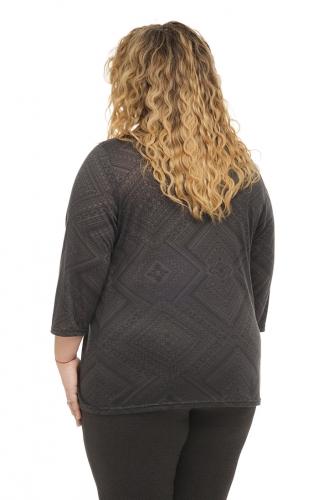 1099 Блуза Геометрия