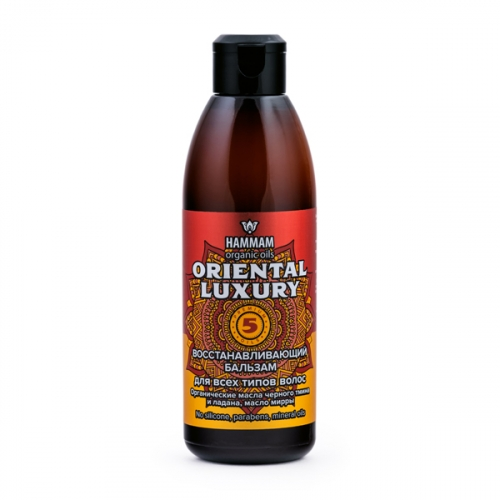 Восстанавливающий бальзам ORIENTAL LUXURY с 5 премиальными маслами