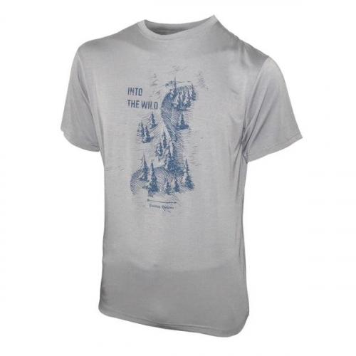 Фуфайка (футболка) G32-0710SS/GY