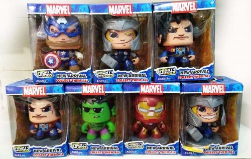 Коллекционная фигурка Marvel Халк, иеняет выражение лица  (копия)
