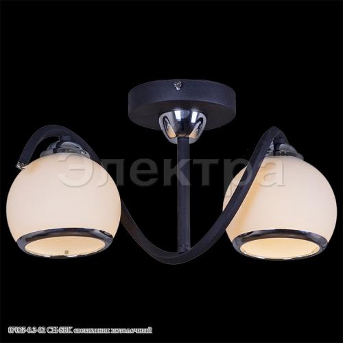 07025-0.3-02 CH-SBK светильник потолочный