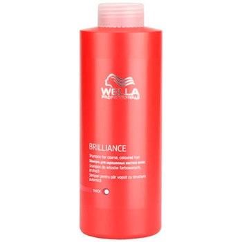 Wella Pr. Brilliance shp coarse Шампунь для окрашенных Жестких волос, 1000 мл