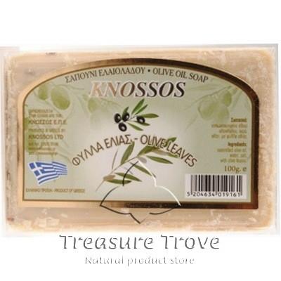 Традиционное оливковое мыло