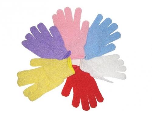 Мочалка синтетическая перчатка