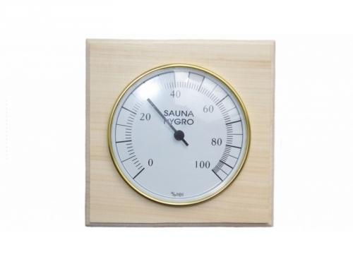Гигрометр биметаллический