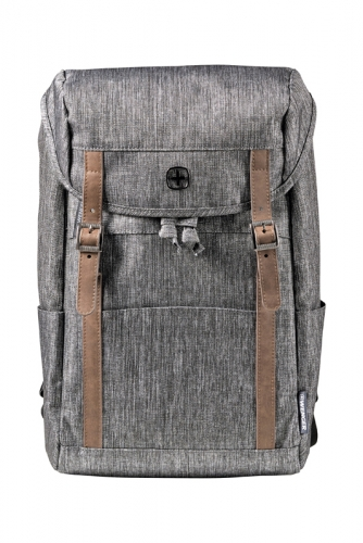Рюкзак Wenger Urban Contemporary 16'', темно-серый, 29x17x42 см, 16 л