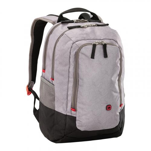 Рюкзак Wenger 14'', серый, 29x24x43 см, 20 л