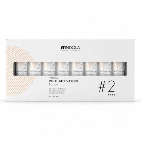 Indola Лосьон-активатор роста волос 8 шт x 7 мл