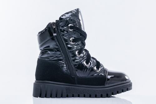 Ботинки черный