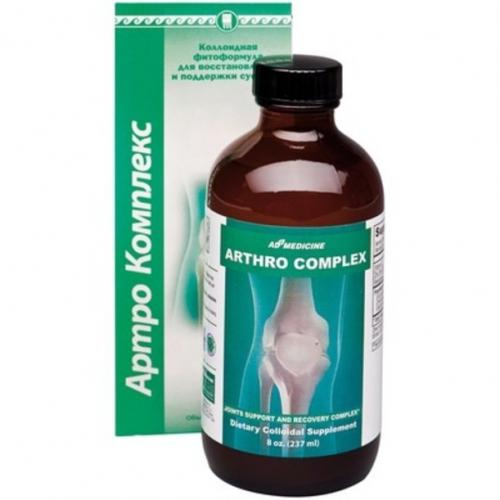 Коллоидная фитоформула для восстановления и поддержки суставов Arthro Complex