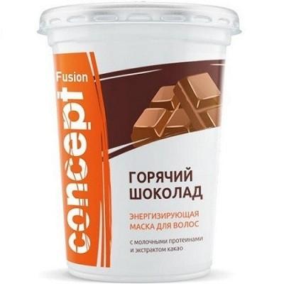 Concept Горячий шоколад