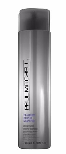 PAUL MITCHELL. COLOR SHAMPOO. Platinum Blonde Shampoo - Оттеночный шампунь д/светлых волос, 300мл