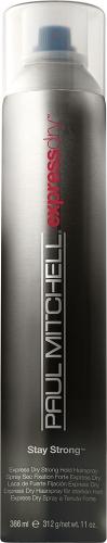 PAUL MITCHELL. STYLE.Stay Strong Сухой лак СФ - сухой спрей надежно фиксирует укладку, сохраняя естеств. блеск и подвижн. волос 366 мл