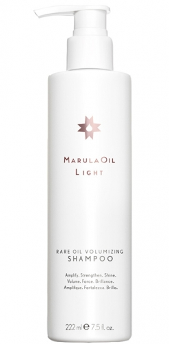 PM.MARULA OIL Rare Oil Replenishing Shampoo Бессульфатный регенерирующий шампунь с маслом марулы 222 мл.)