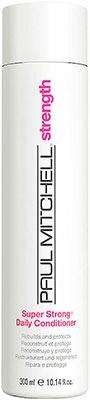 PAUL MITCHELL. CONDITION. Super Strong Daily Conditioner - Ежедневный восстанавл. кондиционер, 300 мл